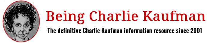 Being Charlie Kaufman